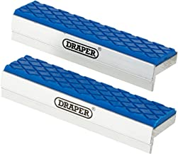 Draper 14178 Expert Zachte Kap, 100 mm, Voor Machinebankschroef,Multi