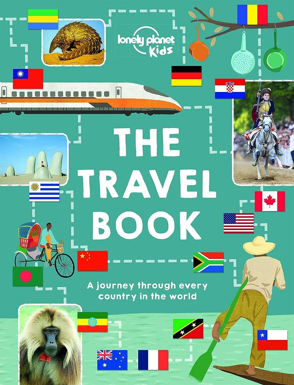 家具突き出す本当のことを言うとLonely Planet Kids Travel Book 1 [AU]