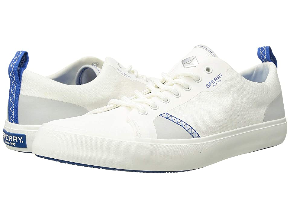 Sperry Flex Deck LTT Canvas (White) Men