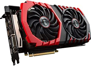 MSI GeForce GTX 1080 Ti DirectX 12 GTX 1080 Ti GAMING 11G 11GB 352-Bit GDDR5X PCI Express 3.0 x16 HDCP Ready SLI Support V...