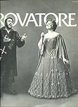 VERDI: IL TROVATORE LIBRETTO /FROM PAVAROTTI - SUTHERLAND OPERA SET /ITALIAN-ENGLISH