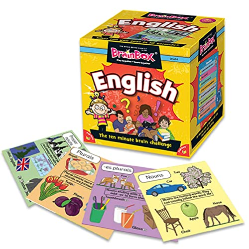 Green Board Games G0990045Brainbox - Version Anglaise