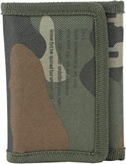 TeeMoods Unisex Military Camouflage Printed Wallet