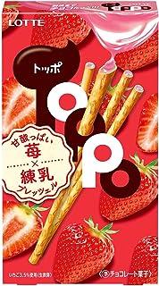 ロッテ 苺トッポ 2袋入 ×10個