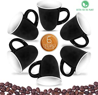 Best blank white ceramic mugs Reviews
