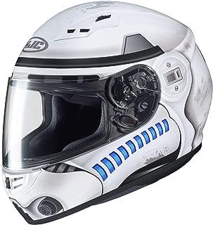HJC CS-R3 Helmet - Stormtrooper (Medium) (White)