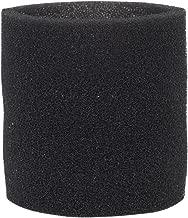 Multi-Fit Wet Vac Filters VF2001 Foam Sleeve/Foam Filter For Wet Dry Vacuum Cleaner (Single Wet Vac Filter Foam Sleeve) Fits Most Shop-Vac, Vacmaster & Genie Shop Vacuum Cleaners