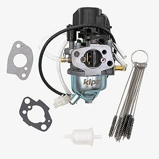KIPA Carburetor for Honda EU3000i 2000i EU3000is Generator, Replace OEM Part Number 16100-ZL0-D66 16100-Z0V-D12, with Mounting Gasket & Carbon Dirt Jet Cleaner Tool Kit
