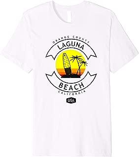 Laguna Beach California Surf T Shirt