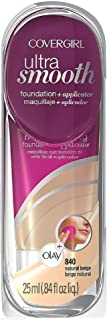 CoverGirl Ultra Smooth Foundation + Applicator 840 Natural Beige 25ml