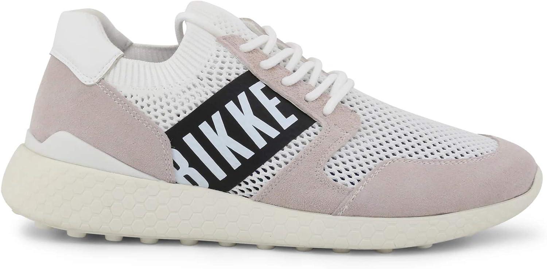 Bikkembergs chaussures Basse paniers hommes Bianco (STRIK-ER_2278)