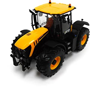 JCB Tractor /& Trailer Fastrac 1:32 Large Construction Vehicle Toy NEW