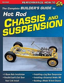راهنمای کامل سازنده شاسی بلند و تعلیق Hot Rod