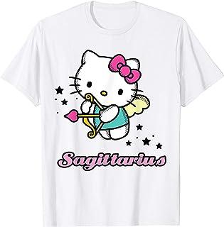Hello Kitty Zodiac Sagittarius Tee Shirt