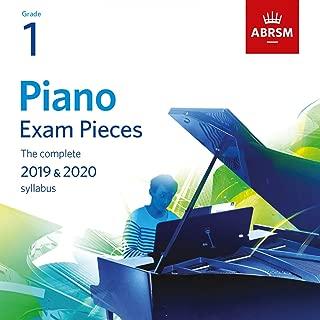 Best abrsm grade 1 piano pieces Reviews