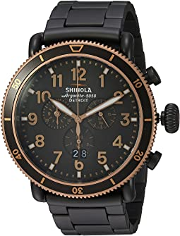 Shinola Detroit - The Runwell Sport Chronograph 48mm - 20089903
