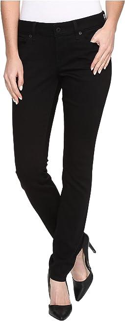 Lolita Skinny Jeans in Black Amber