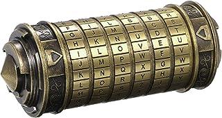 Festnight Da Vinci Code avec Le Seigneur des Anneaux, Mini Serrure Cryptex, Cadeau Rétro de Saint Valentin Romantique pour...