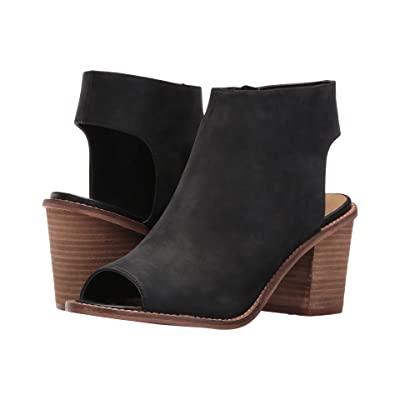 Chinese Laundry Calvin (Black Leather) High Heels