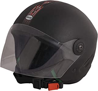 SKYLON Full Face Helmet (Black, M)