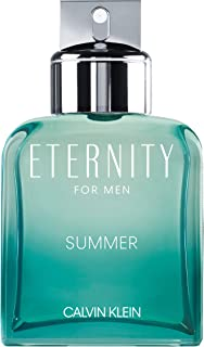 ETERNITY FOR MEN SUMMER 2020 edt vapo 100 ml