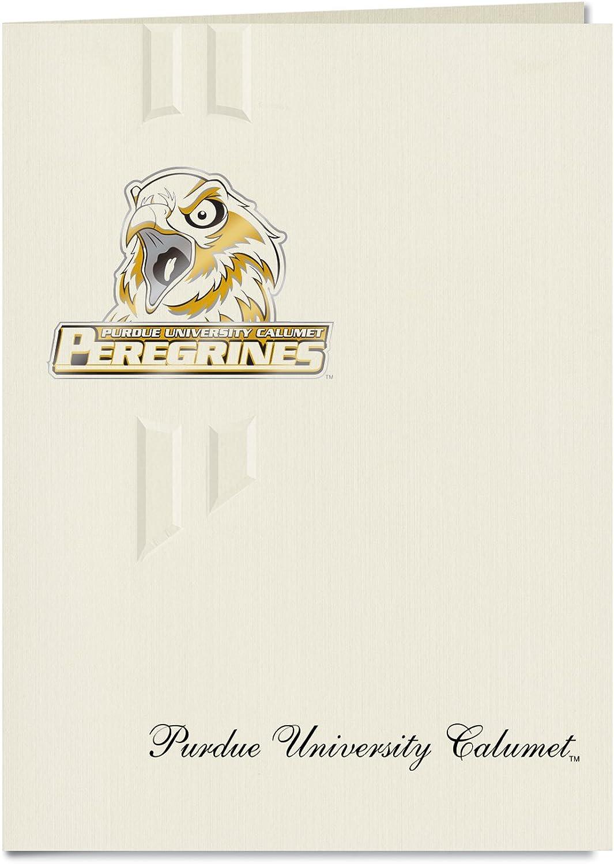 Signature Ankündigungen Purdue University Calumet Graduation Ankündigungen, eleganten Stil, Elite Pack 20 mit Purdue University Calumet Logo Folie B0793JSQQN      Haltbarer Service