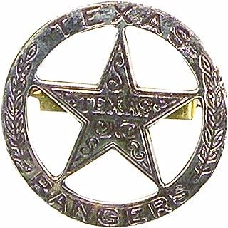 Denix Old West Circular Texas Ranger Star