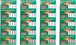 Fake Lottery Tickets-LUCKY SHAMROCK ST PATRICKS DAY (Pack 20 Tickets)-Each ticket is a fake winner of 20,000 or more!!! Big Winners That Look Like Real Scratch Off Tickets Bulk Pack