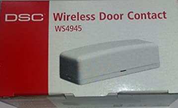 DSC SECURITY WS4945 WIRELESS ALARM DOOR/WINDOW CONTACT/TRANSMITTER