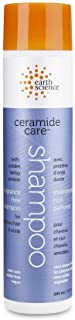 EARTH SCIENCE - CERAMIDE CARE: Fragrance Free Shampoo for Sensitive Hair and Scalp (10 oz.)
