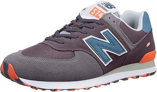 New Balance Men's 574v2 Trainers, Grey (Light Shale Light Shale ...