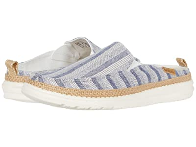 Hey Dude Lexi Stripes (Blue) Women