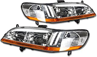 Best 98 02 honda accord headlights Reviews