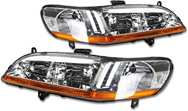 Best 2000 honda accord headlight assembly removal Reviews