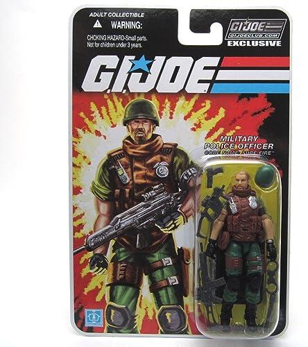 Hasbro Figurine Exclusive Sure Fire GI Joe Club