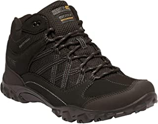 Regatta Mens Edgepoint Mid Waterproof Hiking Shoes