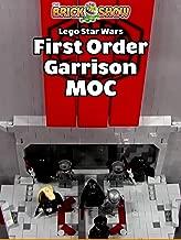 Clip: Lego Star Wars First Order Garrison MOC