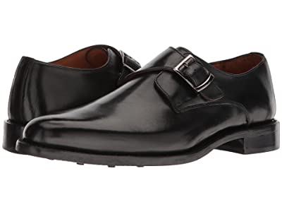 CARLOS by Carlos Santana 1960 (Black Full Grain Calfskin Leather) Men
