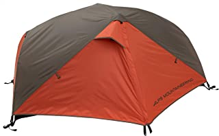 ALPS Mountaineering Chaos 1-Person Tent, Clay/Rust