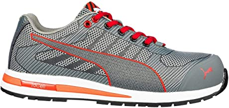 PUMA Men's Xelerate Knit Safety Shoes Round Toe - 643075