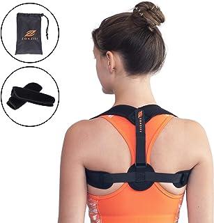 Zonzili Upper Back Posture Corrector – Home Gym...