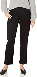 Women's Easy-fit Elastic-Waist Pant