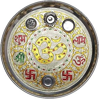 Aditri Creation Pooja thali Om