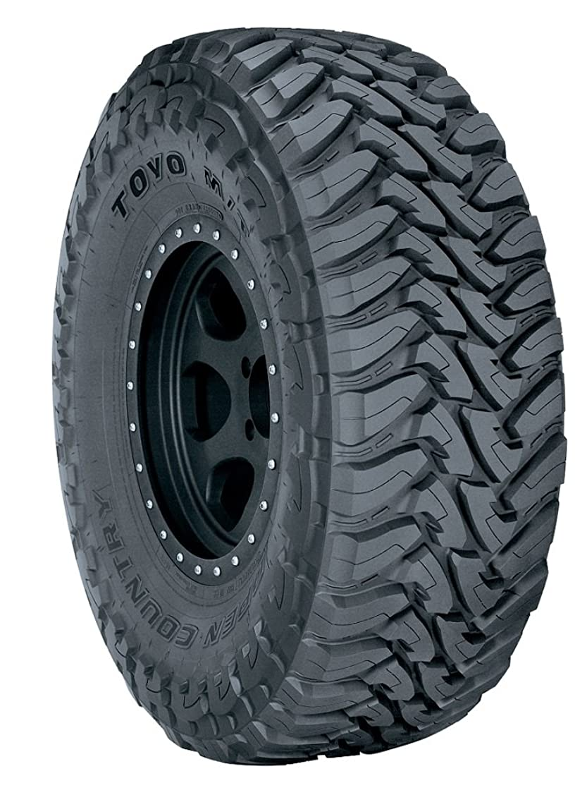 Toyo 360650 Open Country M/T Mud Terrain Radial Tire - 285/70R17 121P
