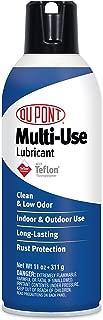 DuPont Teflon Multi-Use Lubricant Aerosol Spray, 11 Oz.