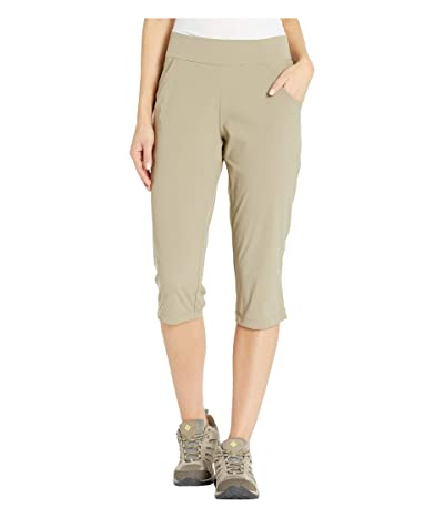 Columbia Anytime Casualtm Capris (Tusk) Women