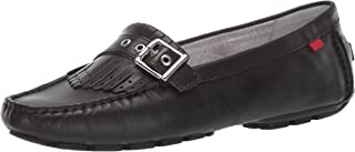 Women's Leather South Street Kilt Loafer Driving Style