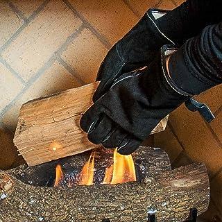 Pilgrim 19619Hearth Gloves inブラック,