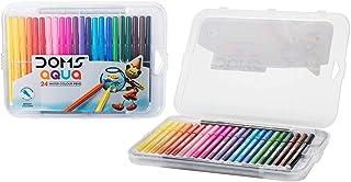 DOMS Watercolour Acqua Pen 24 Plastic Pack