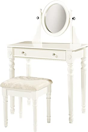 featured product Linon Home Decor Lorraine Vanity Set,  White
